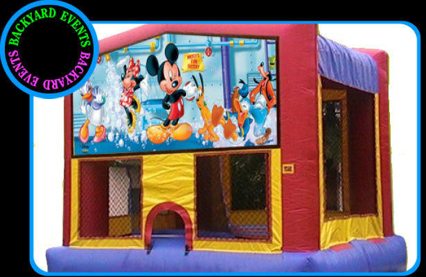 Mickey and friends 4 in 1 DISCOUNTED PRICE